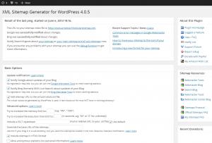XML sitemaps-websiteroof