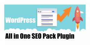 Top 5 SEO Plugins for WordPress website-all in one seo pack plugin
