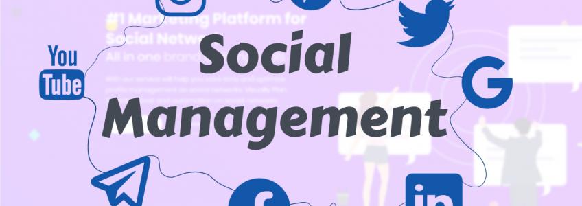 5 Best Social Media Management Tools for 2021
