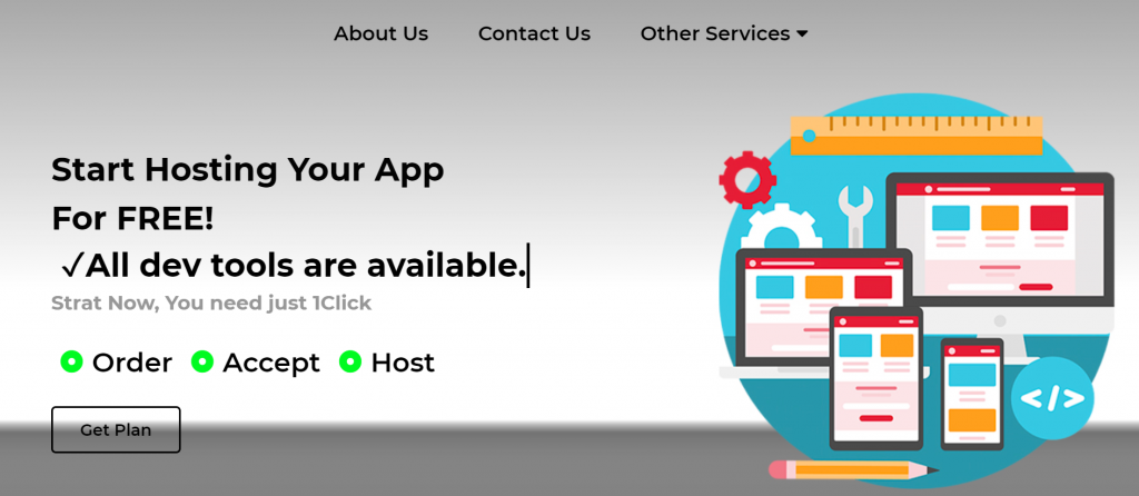 Hosting Your App With Appsroof