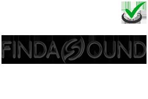websiteroof clients findasound