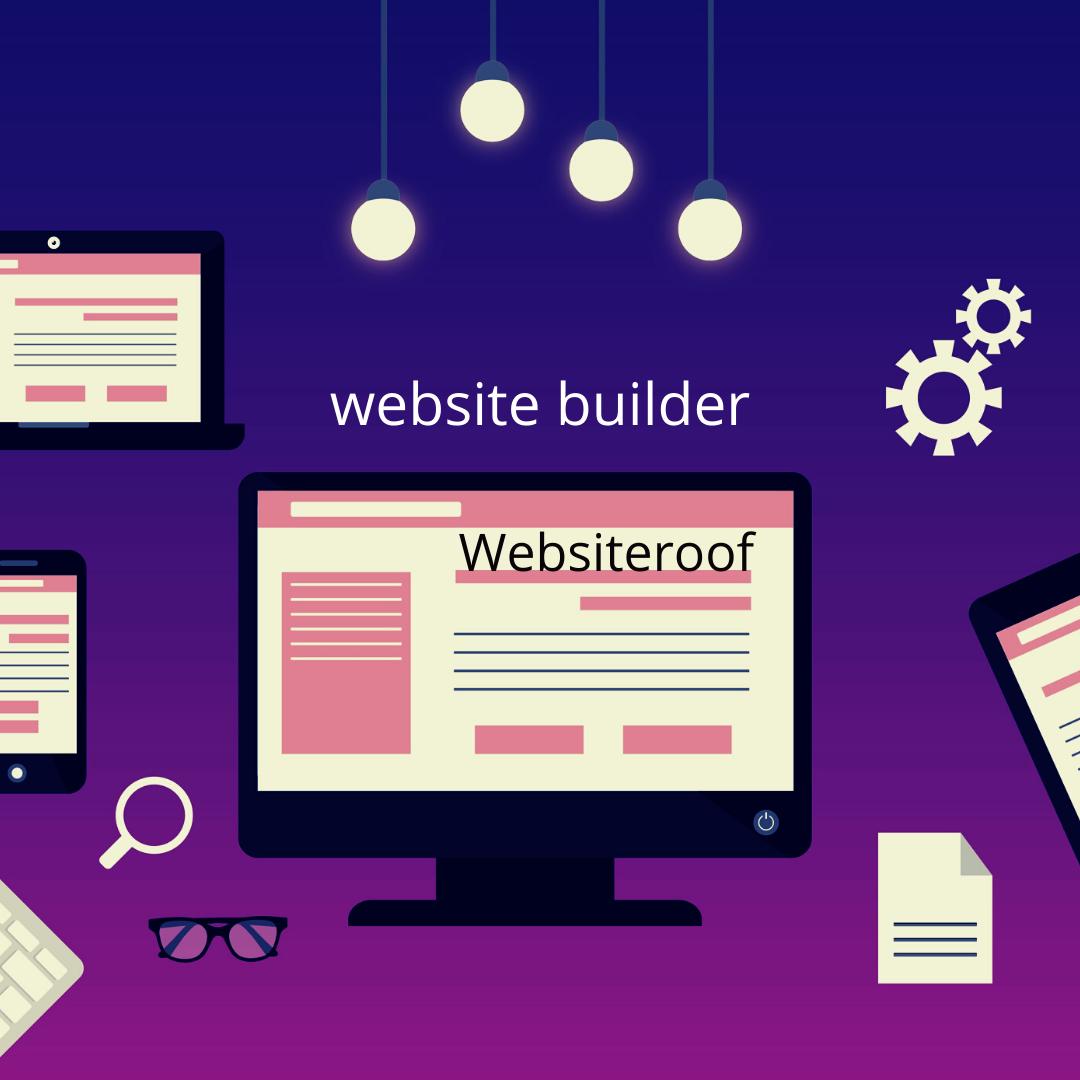 website builder-websiteroof