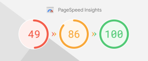 Use Google Pagespeed Insights-websiteroof